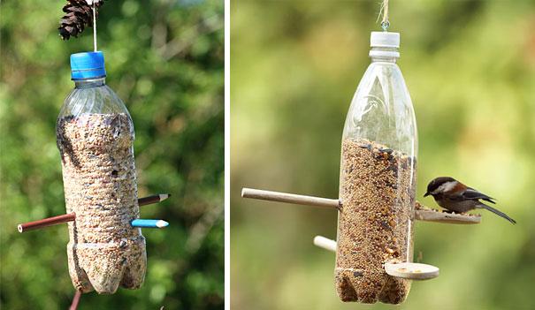 23 Creativas Formas De Volver A Utilizar Las Botellas De Plástico27