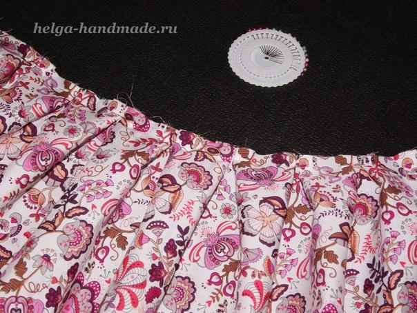 Como hacer una falda super facil (3)