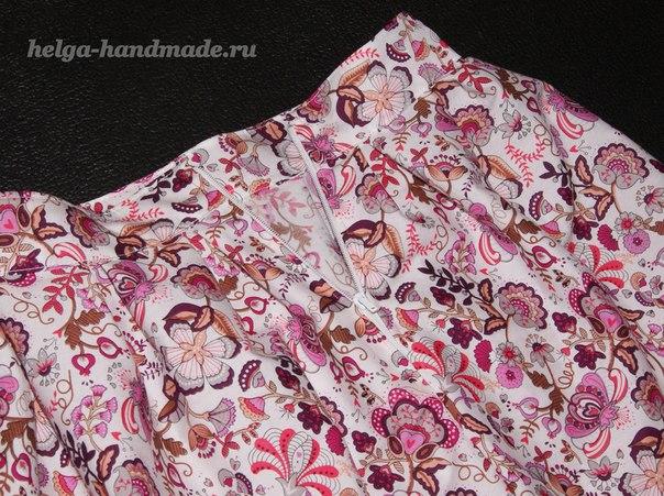 Como hacer una falda super facil (5)
