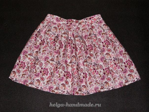 Como hacer una falda super facil (6)