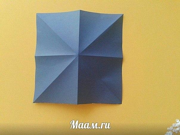 Como hacer una mariposa de papel paso a paso (3)