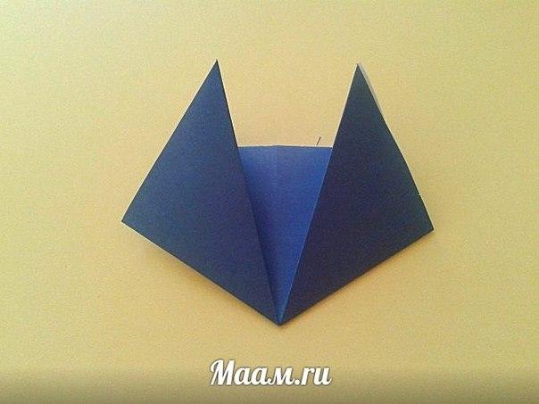 Como hacer una mariposa de papel paso a paso (4)