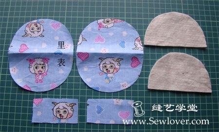 Como hacer unas pantuflas para bebe paso a paso (3)