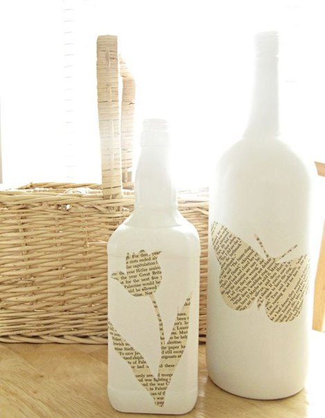 Ideas para decorar botellas de vino y licor (2)