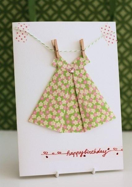 Moldes para hacer vestidos de papel para invitaciones (5)