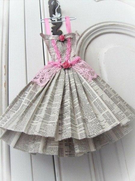 Moldes para hacer vestidos de papel para invitaciones (6)