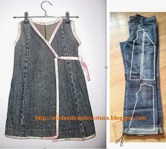 Reciclar jean ideas faciles (4)