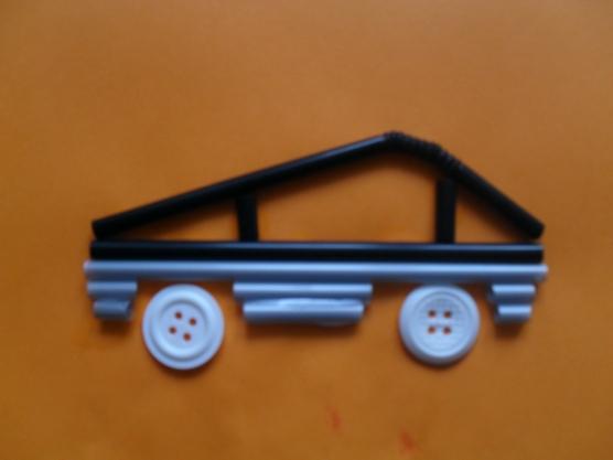 manualidades para el kinder carros con popotes03
