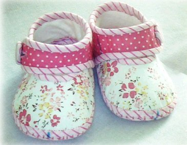 moldes para hacer botines para niña paso a paso01