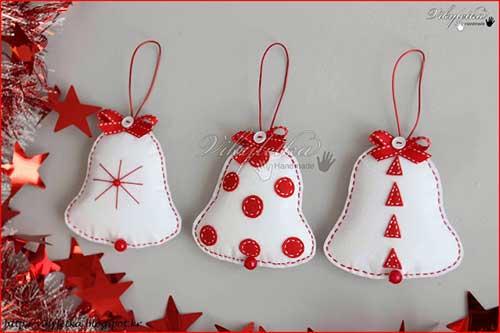 ideas para hacer adornos navideos caseros originales