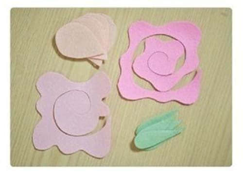 Como hacer flores de fieltro paso a paso01