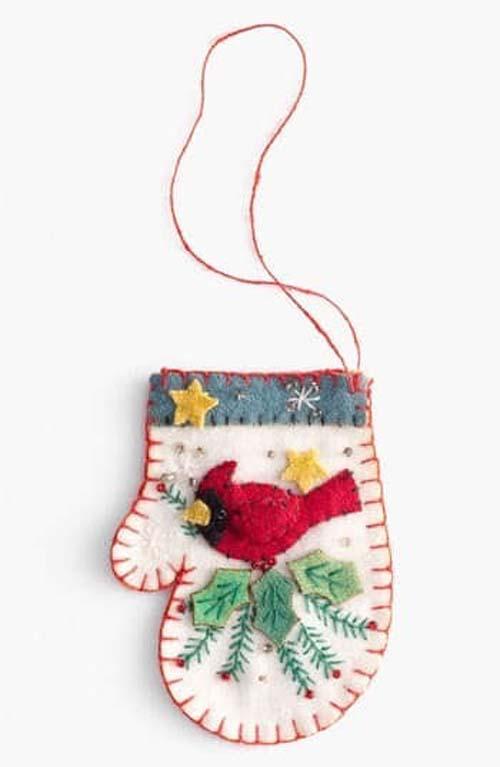 Molde para hacer manoplas de fieltro navideñas05