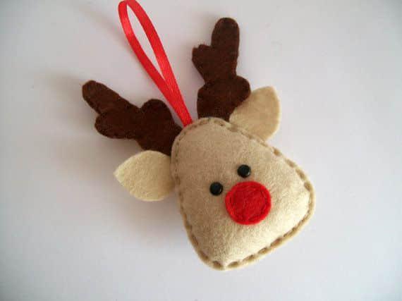 Moldes colgantes navideños de fieltro para imprimir gratis08