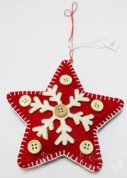 Moldes estrellas navideñas para imprimir gratis07