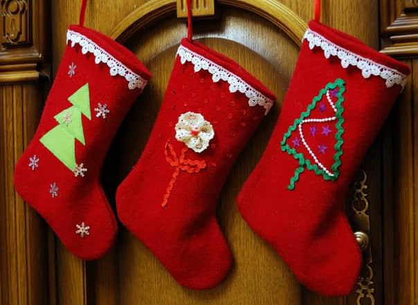 Moules pour faire des bas de Noël sentaient gratis20