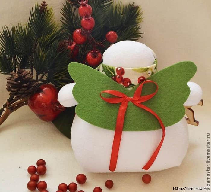 Moldes para hacer muñecos de nieve originales02