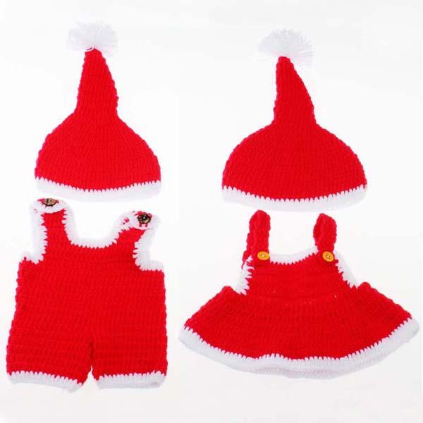 Navidad para Bebe Tejidos a Crochet para Imprimir Gratis09