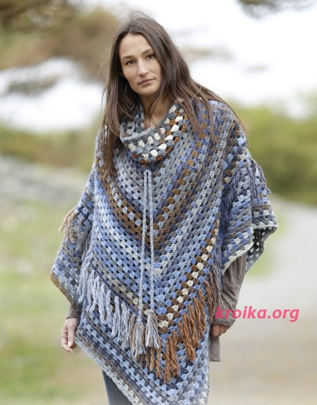 POnchos a crochet01