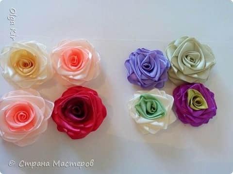 Paso a paso para hacer flores con listones04