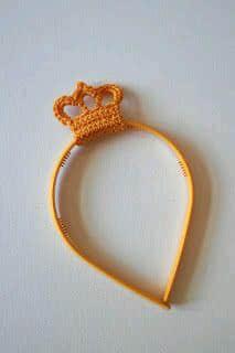 Patron para hacer coronas a crochet para bebe10