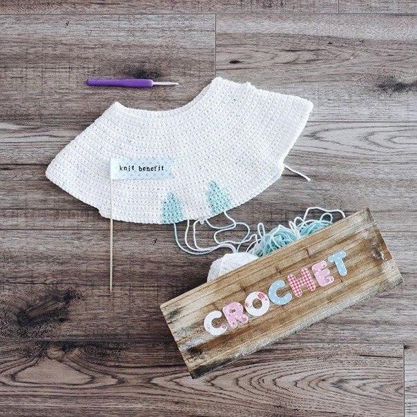 Patron para hacer un sueter tejido a crochet para bebe07