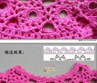 Patron para hacer un vestido a crochet para niña