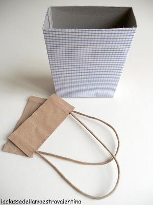 como hacer bolsas de regalo con materiales reciclables paso a paso10