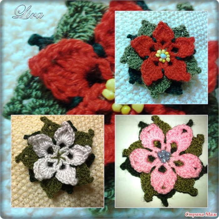 flor de noche buena a crochet03