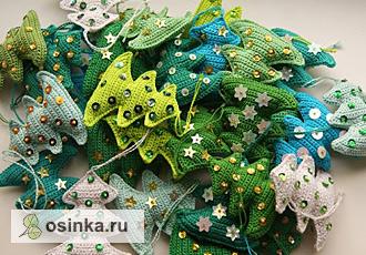 hacer arbol de navidad a crochet01
