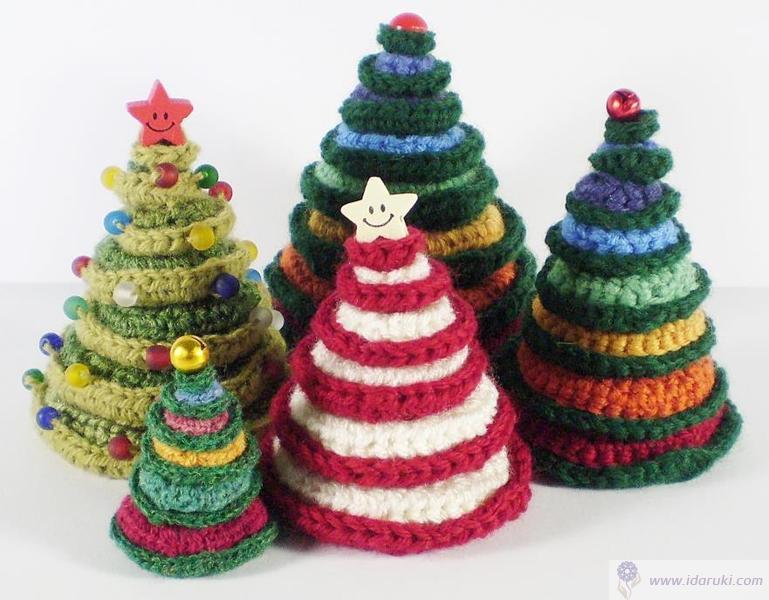 hacer arbol de navidad a crochet06