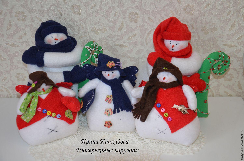 munecos de nieve originales de navidad01