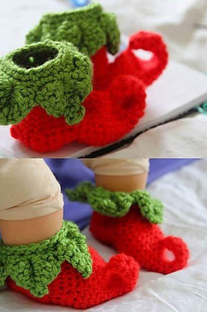 navidad bebe crochet12