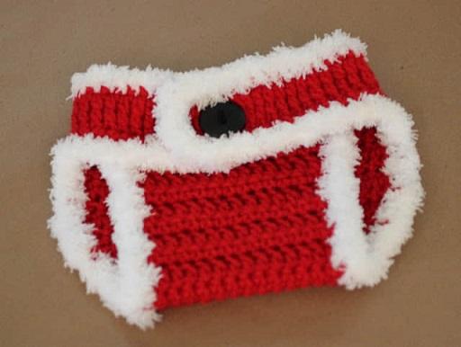 navidad bebe crochet21