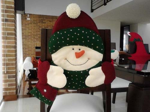 10 ideas para hacer cubresillas navideñas de fieltro02