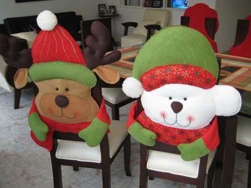 10 ideas para hacer cubresillas navideñas de fieltro07