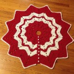 20 ideas Pie de arbol navideño tejido a crochet01