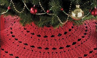 20 ideas Pie de arbol navideño tejido a crochet02
