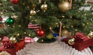 20 ideas Pie de arbol navideño tejido a crochet03