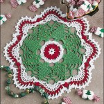 20 ideas Pie de arbol navideño tejido a crochet05