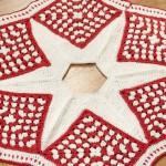 20 ideas Pie de arbol navideño tejido a crochet09