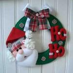20 ideas para hacer coronas navideñas01