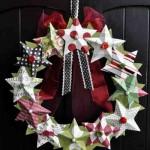 20 ideas para hacer coronas navideñas02