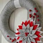 20 ideas para hacer coronas navideñas03