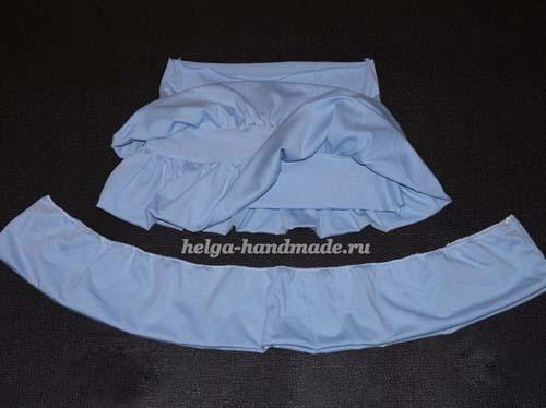 Como hacer una falda con olanes paso a paso07