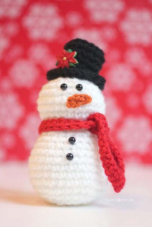 Figuras navideñas tejidas a crochet04