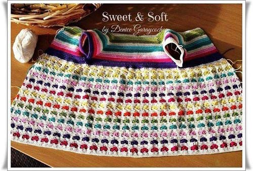 Free Crochet Sweater Patterns for Children06