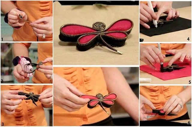 How-to-Make-a-Zipper-Dragonfly-Pin-DIY