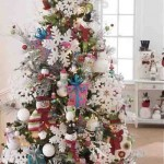 Ideas para decorar arbol navideño con peluches04