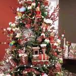 Ideas para decorar arbol navideño con peluches05