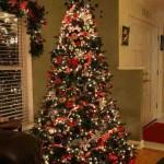 Ideas para decorar arbol navideño con peluches09